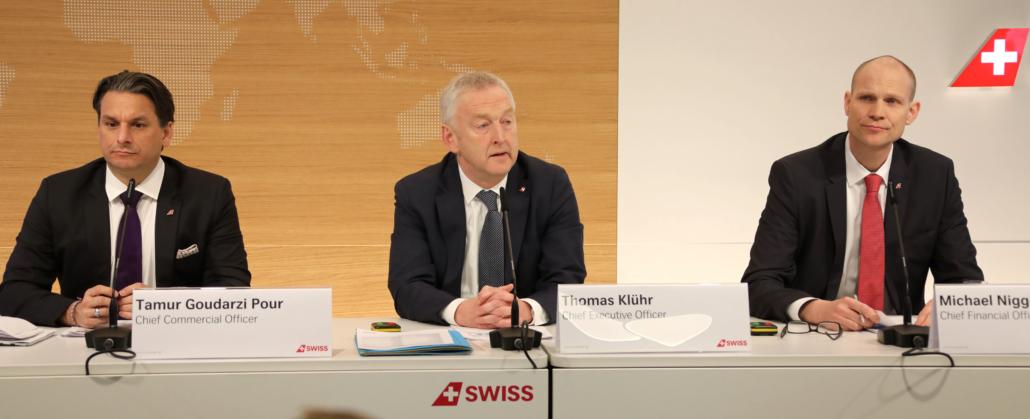 Swiss: höchster Gewinn und neue Premium Eco Sky News